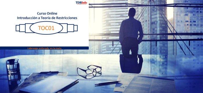 Curso Online Introducción a Teoría de Restricciones